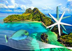 タイのビーチリゾート特集~アジアのビーチリゾート