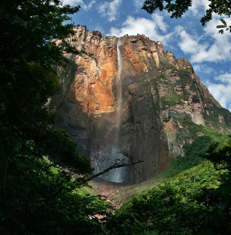 ベネズエラの絶景 エンジェルフォール ベネズエラの絶景 エンジェルフォール / ベネズエラ 世界