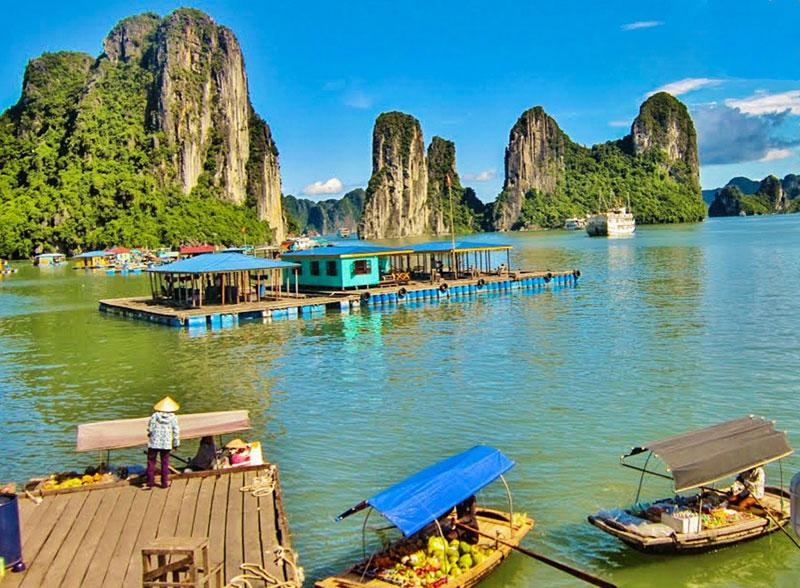 ベトナムの絶景/イメージ