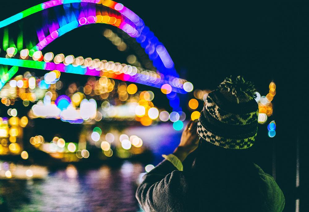 海外オプショナルツアー特集:世界の夜景観賞