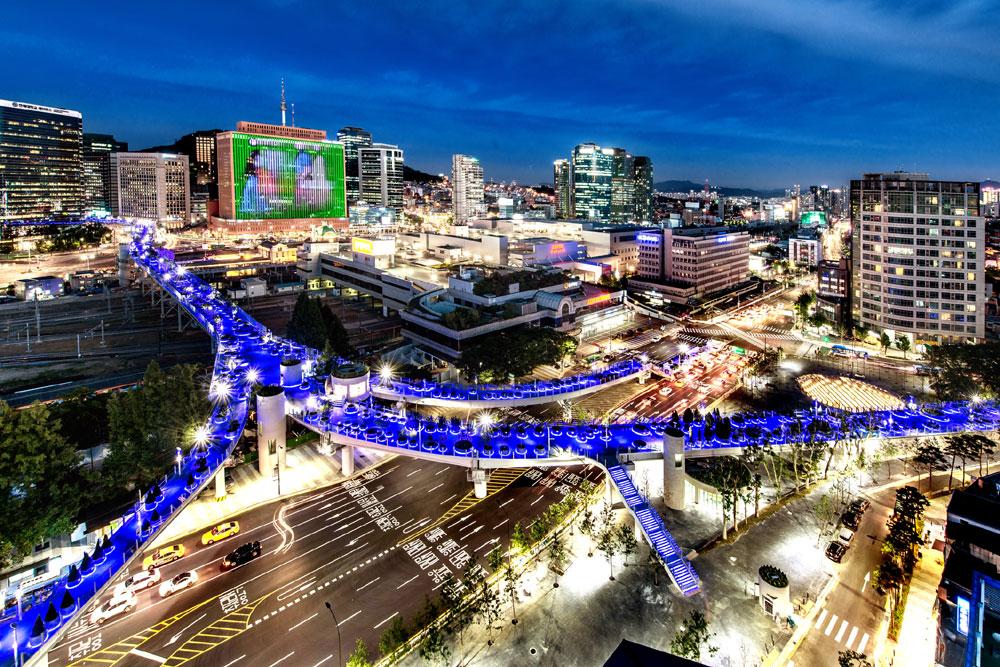 ソウル路7017|ソウルの観光|ソウル女子旅ガイド「ベターソウル」